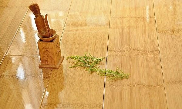 In The Wooden Floor Near Bathroom And Kitchen People Often Accidentally Spill Water On Addition Drying Wet Dry Clothes Room