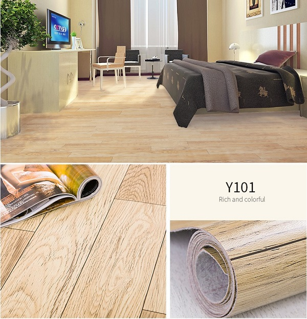 flexible linoleum flooring