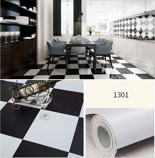Wooden Color PVC Flooring